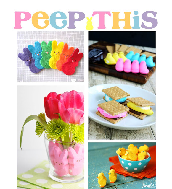 Project Dreams Marshmallow: Easter, Spring, And Party Ideas