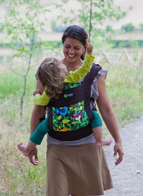 Baby Carrier The Gemini Mama