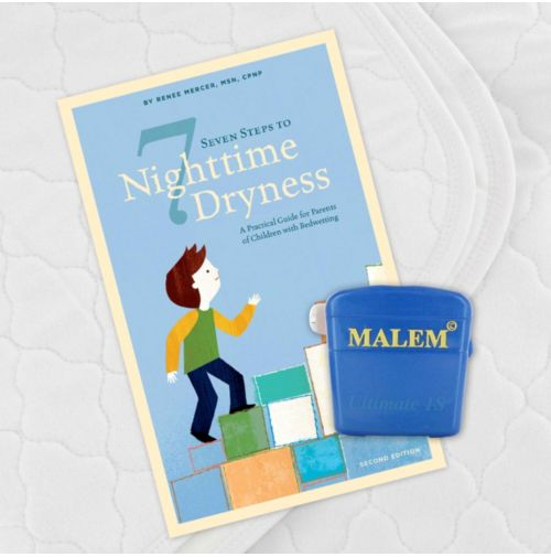 Seven Steps to Night Time Dryness Book