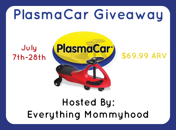 PlasmaCar CLOSED Giveaway: Plasmar Car July 7 28