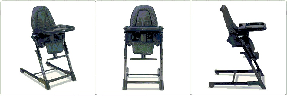 highchairtrio Giveaway: Combi High Chair 6/27 7/12