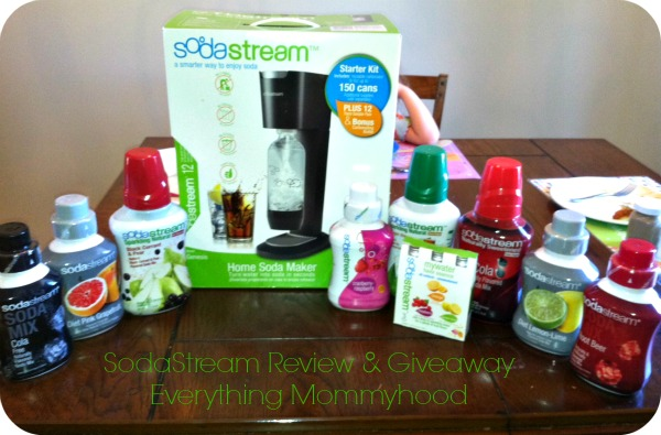 sodastreamkit