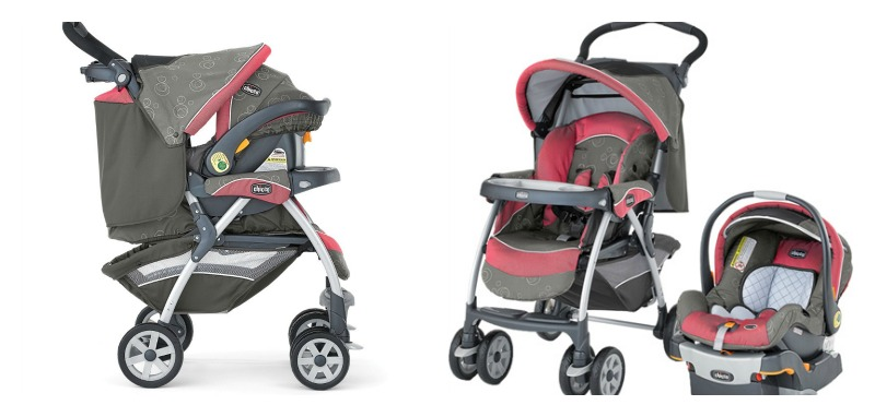 ChiccoCollage Chicco Cortina Travel System Giveaway!
