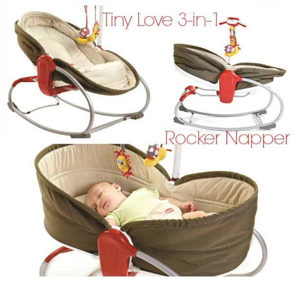 TinyLoveCollage Giveaway: Tiny Love 3 in 1 Rocker Napper, 8/1 20