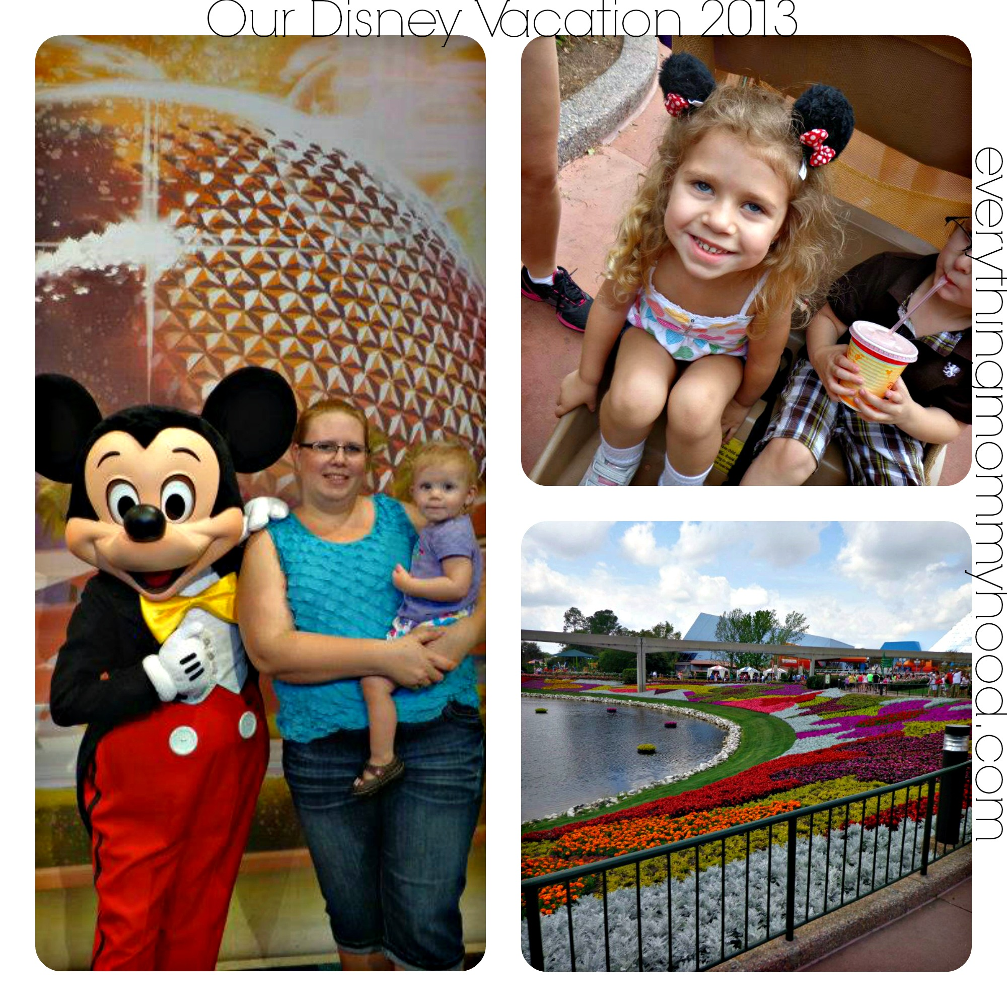 DisneyTripCollage