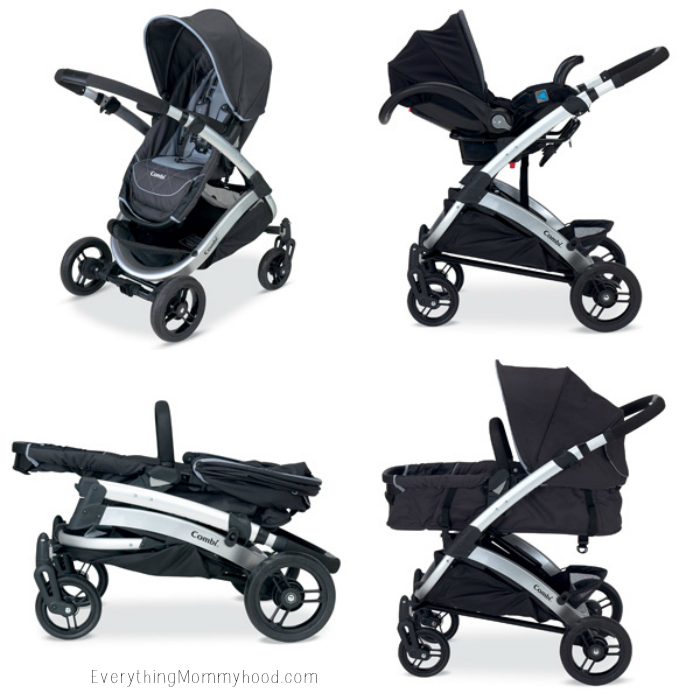 Combi Catalyst Stroller in Graphite Giveaway – ends 2/20