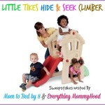 Blogger Opp: Little Tikes Slam 'n' Curve Slide Giveaway
