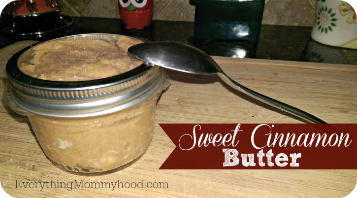 SweetCinnamonButter