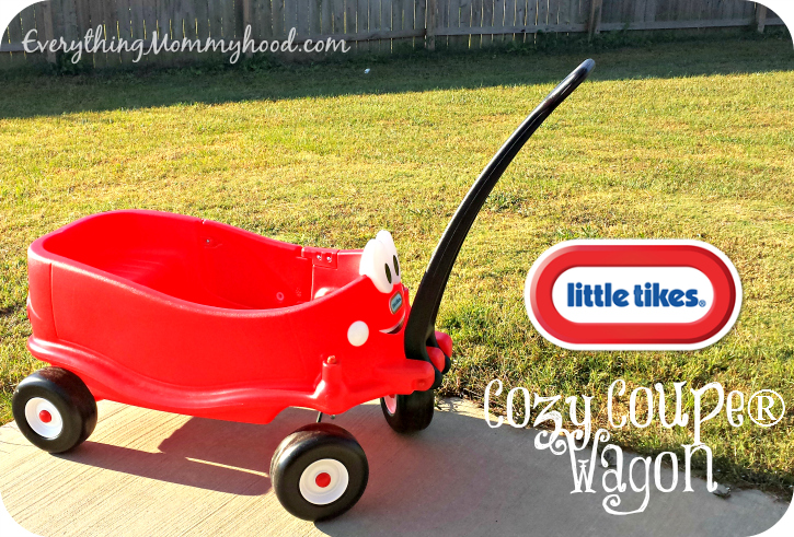 Little Tikes Wagon Parts : Getting ready for halloween with the little tikes cozy