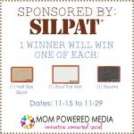 SilpatGiveaway