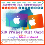 iTunes Facebook Flash Giveaway Winner!!!