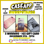 CaseAppSweepstakes