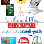 Soothe and Play Baby Giveaway
