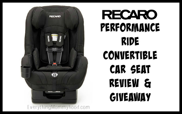 recaro performance ride convertible car seat review giveaway ends 3 28. Black Bedroom Furniture Sets. Home Design Ideas