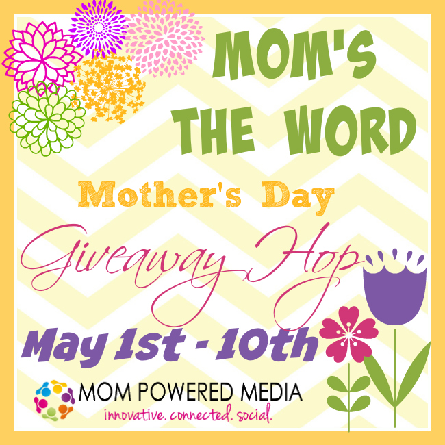 Mom's The Word Grand Prize Giveaway
