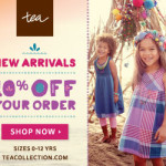 New from Tea Collection – India's Madras Coast