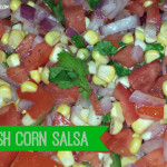 Recipe: Farm Fresh Corn Salsa