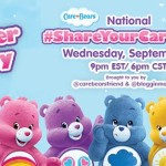 Care Bears #ShareYourCare Day Twitter Party September 9th!