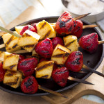Recipe: Grilled Strawberry Pound Cake Kabobs & Labor Day with Longhorn Steakhouse