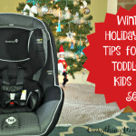 Winter & Holiday Travel Tips for Babies, Toddlers, and Kids in Car Seats