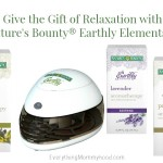 Give the Gift of Relaxation with Nature's Bounty® Earthly Elements™