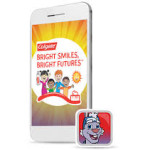 """Encourage Your Kids to Brush Their Teeth with Colgate's """"My Bright Smile"""" app! #MyBrightSmileApp"""