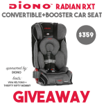 diono giveaway