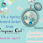 Origami Owl Released Their Gorgeous Spring Collection + GIVEAWAY! Ends 4/7