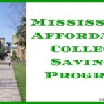 Mississippi Affordable College Savings Program #MACS529Day