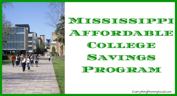 Mississippi Affordable College Savings Program