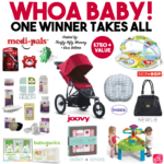 Whoa Baby Gift Pack Giveaway $750+ Retail – ends 5/27