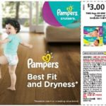 Grab Your Pampers Coupons in This Sunday's Paper! #PampersSavings