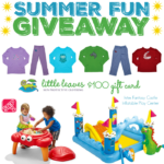 Summer Fun Giveaway – ends 6/29