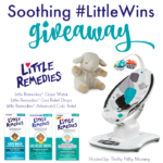 Baby Prize Pack – Soothing #LittleWins Giveaway – ends 7/25