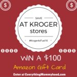 Save Money on Back To School While Shopping at Kroger! (and a giveaway!) #Kroger4xFuel16