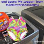 Kids and Sports: We Support Team USA #LetsPowerTheirDreams