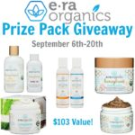 Era Organics Bundle Giveaway – ends 9/20