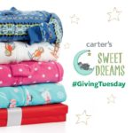 Carter's Sweet Dreams for Giving Tuesday – #GivingTuesday