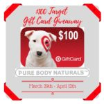 $100 Target Gift Card Giveaway – ends 4/12