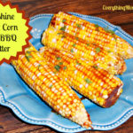 Recipe: Sunshine Sweet Corn with BBQ Butter #IC #SunshineSweetCorn