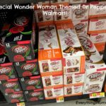 Save $5 on Fandango by Purchasing Dr Pepper at Walmart #WonderWoman