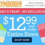 Gymboree: Free Shipping and Everything Under $12.99 Ends Today!