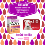 AZO Naturals With Weight Management & $100 Target Gift Card Giveaway – ends 6/15
