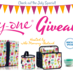 Thirty-One Sweet Sprinkles Giveaway Retail $105 – ends 7/31 #icecream