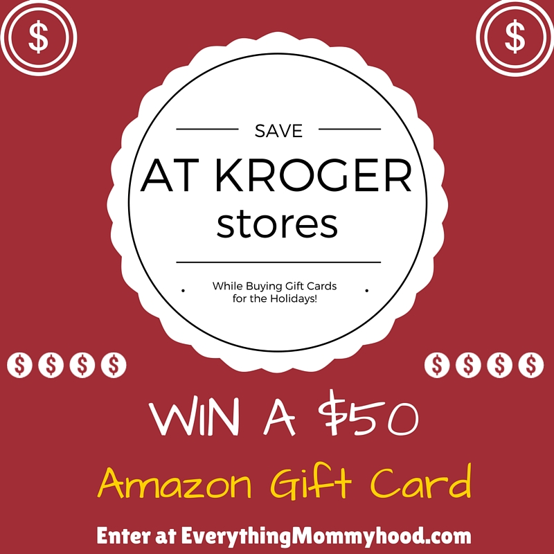 kroger amazon gift card save money while buying gift cards double dip at kroger 1080
