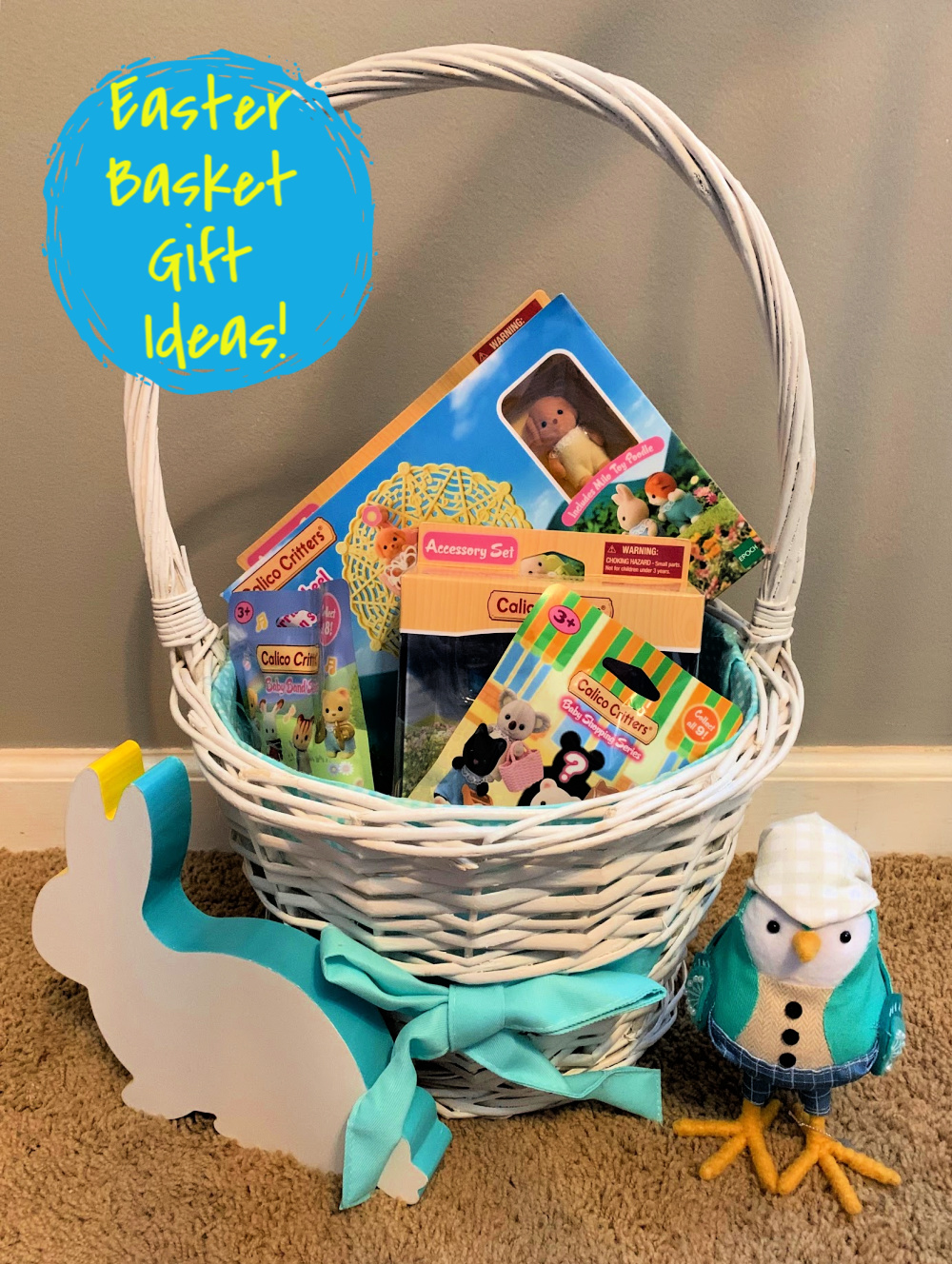 Easter Basket Gift Ideas Calico Critters Everything Mommyhood